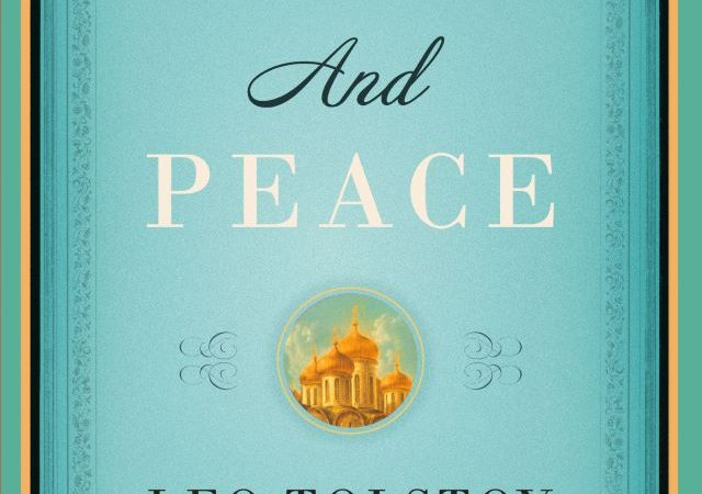 Leo Tolstoy – War And Peace (PDF)