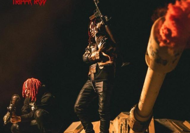Lil Gnar – Missiles ft. Trippie Redd (Lyrics)