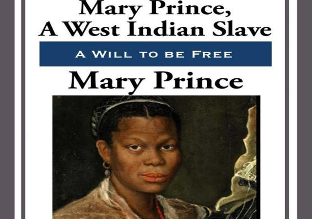 Mary Prince – The History of Mary Prince (Audio Book)