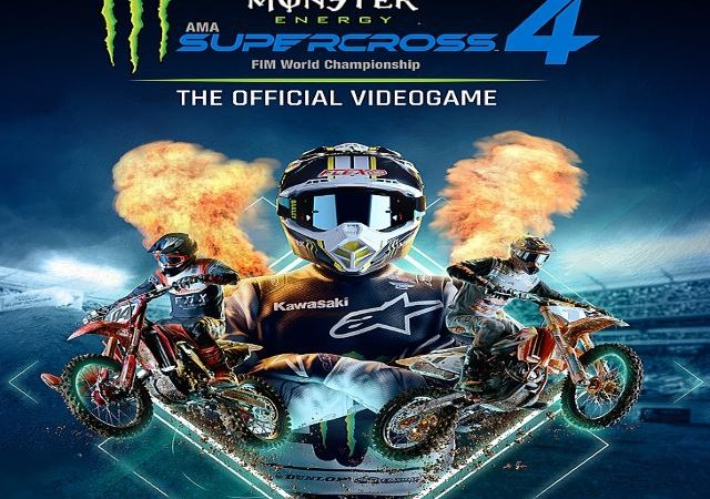 Monster Energy Supercross – The Official Videogame 4 (Video Game)