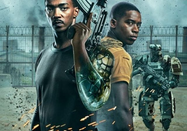 Outside the Wire (Movie)