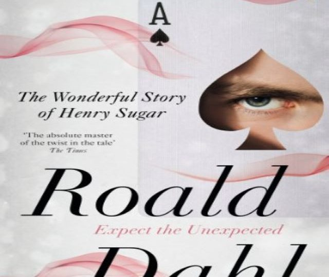 Roald Dahl – The Wonderful Story of Henry Sugar (Audio Book)