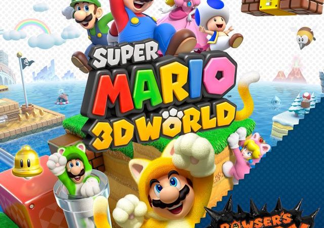 Super Mario 3D World + Bowser's Fury (Video Game)