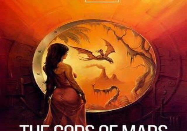 Edgar Rice Burroughs – The Gods Of Mars (Audio Book)