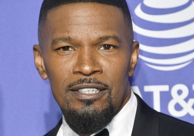 Jamie Foxx Will Be Playing Mike Tyson In A New Limited Series