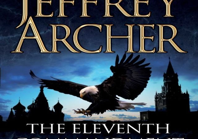 Jeffrey Archer – The Eleventh Commandment (Audio Book)