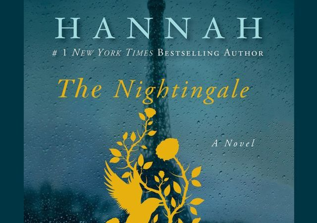 Kristin Hannah – The Nightingale (Audio Book)