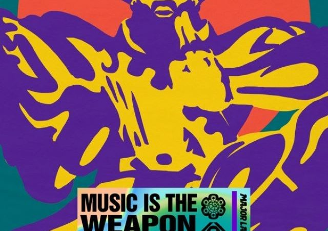 Major Lazer – Music Is The Weapon: Reloaded (Album)