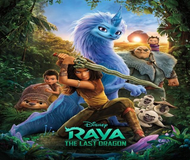 Raya and the Last Dragon (Movie)