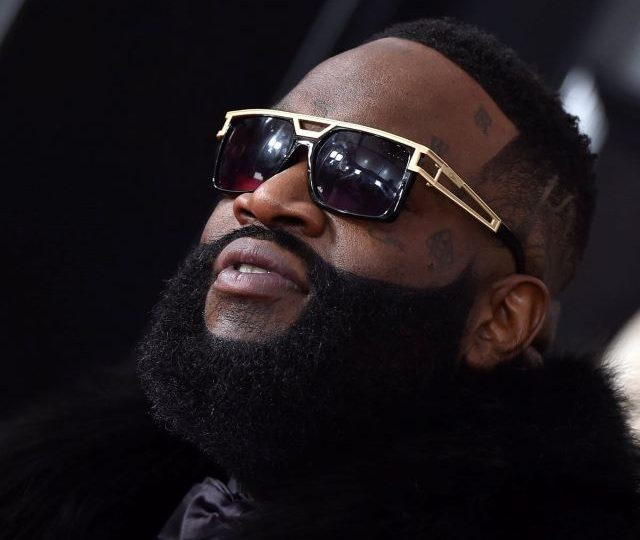 Rick Ross opens Georgia megamansion to film 'Coming 2 America' sequel