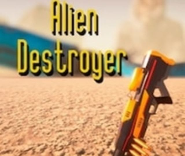 Alien Destroyer (Video Game)
