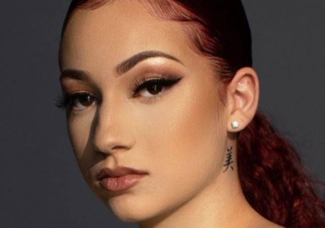 Bhad Bhabie & Mike Tyson Poses For Pics In Miami