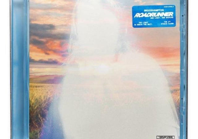 Brockhampton – ROADRUNNER: NEW LIGHT, NEW MACHINE (Album)