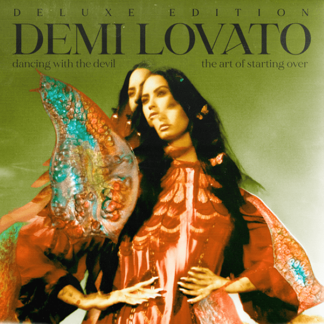 Demi Lovato –  Dancing With The Devil: The Art of Starting Over (Deluxe)