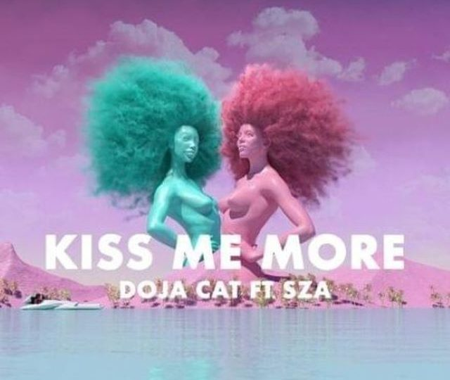 Doja Cat – Kiss Me More ft. SZA (Lyrics)