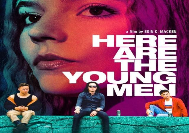 Here Are the Young Men (Movie)