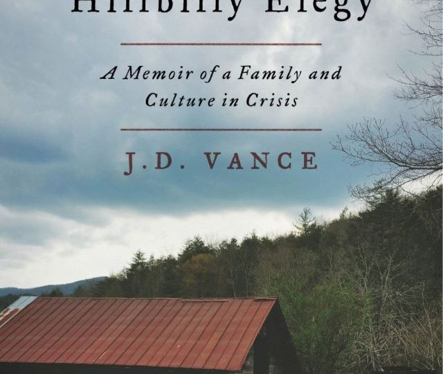 J. D. Vance – Hillbilly Elegy: A Memoir of a Family and Culture in Crisis (PDF)