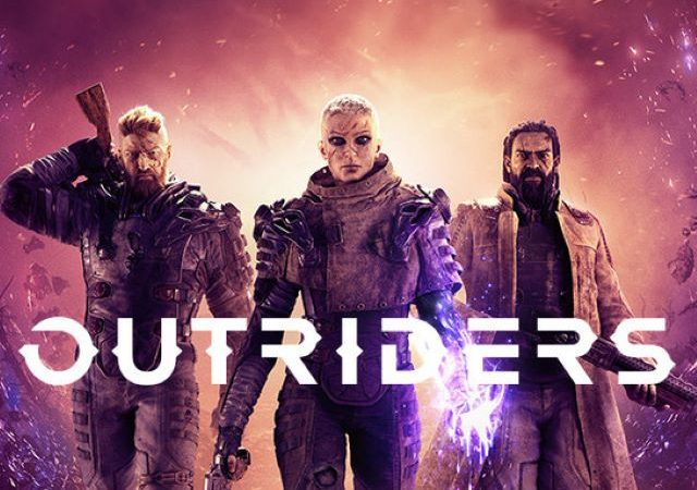 Outriders (Video Game)