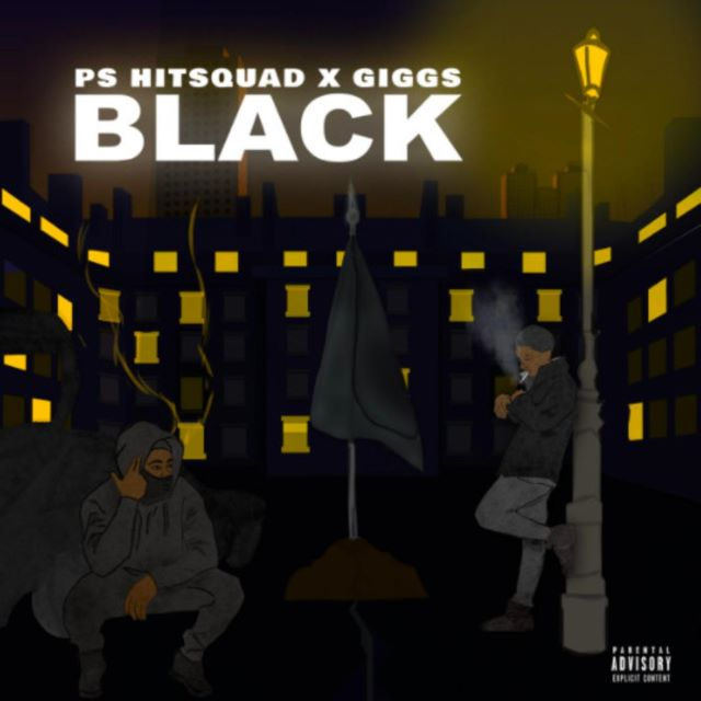 PS Hitsquad – Black Feat. Giggs (MP3)