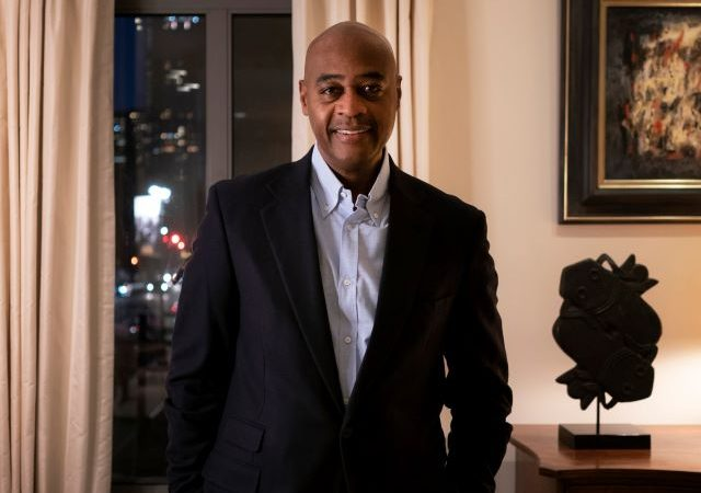 Ray McGuire get's Nas, Jay-Z and Diddy's endorsement for mayor of New York