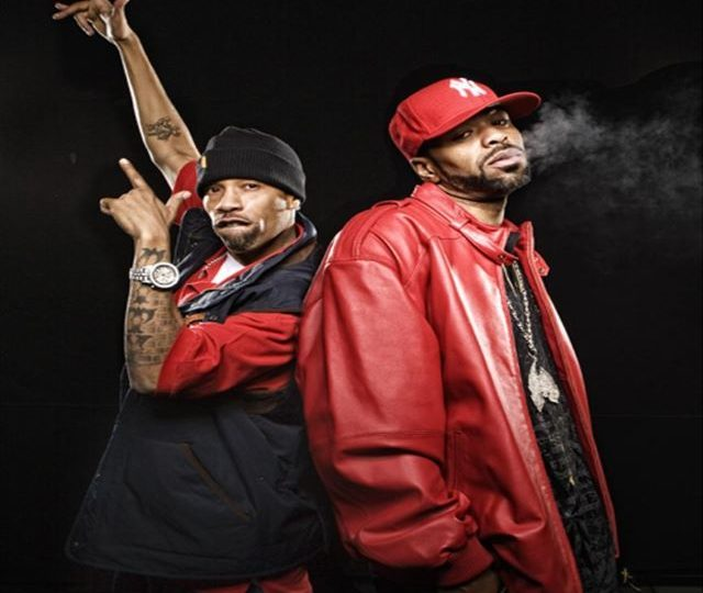 Redman & Methodman Readies for Today's VERSUZ on a Short Video