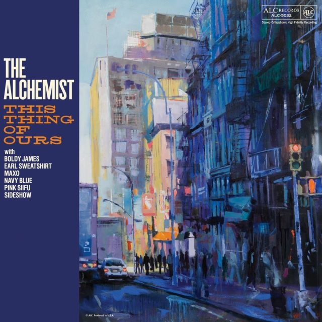 The Alchemist – This Thing Of Ours (Album)