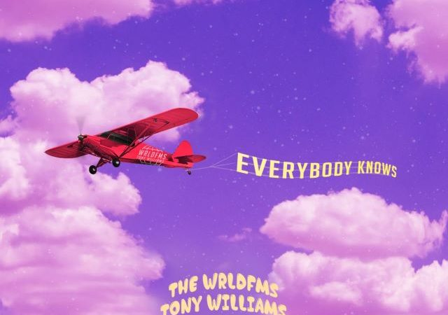 The World Famous Tony Williams & Wale – Everybody Knows (MP3)