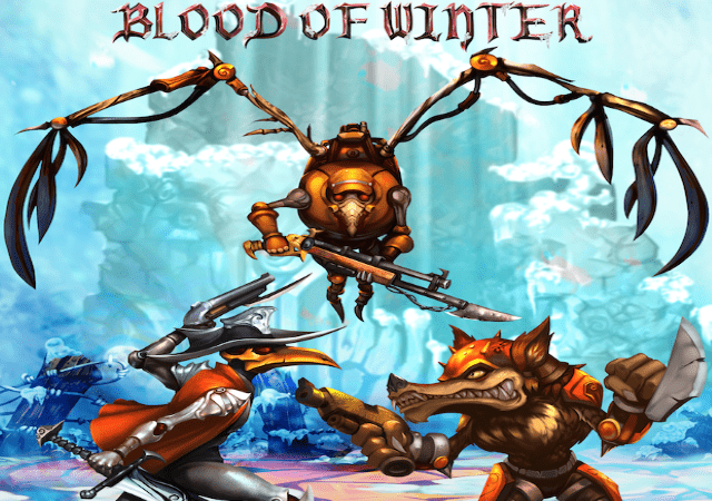 War Theatre 2: Blood of Winter – Max Edition (Video Game)