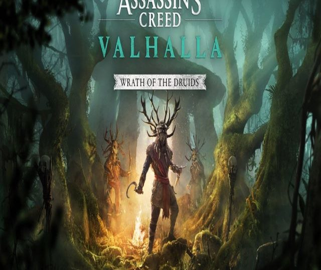 Assassin's Creed Valhalla: Wrath of the Druids (Video Game)