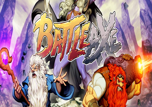 Battle Axe (Video Game)