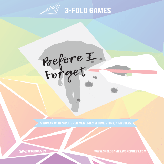 Before I Forget (Video Game)