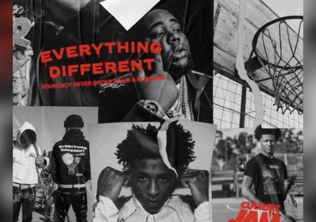 Culture Jam, Rod Wave & NBA Youngboy – Everything Different (MP3)