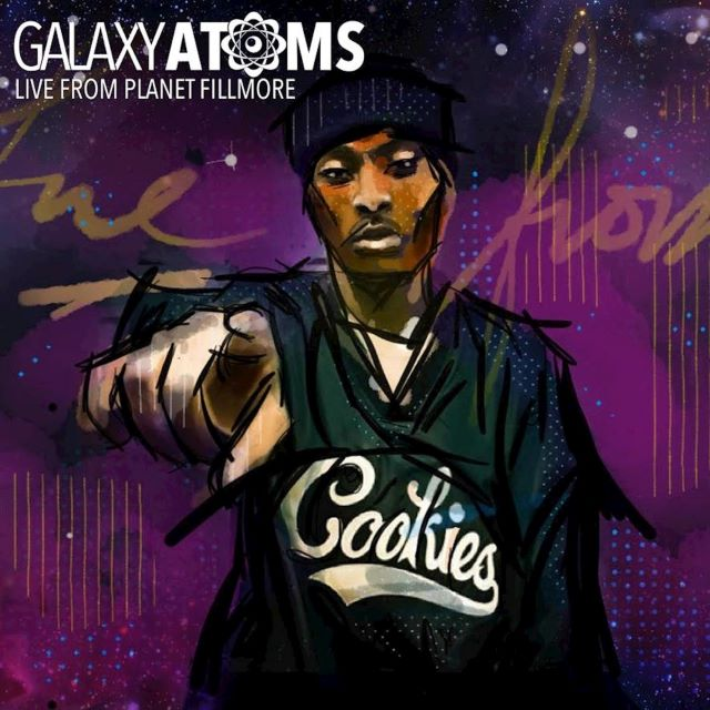 Galaxy Atoms – Live From Planet Fillmore (Album)