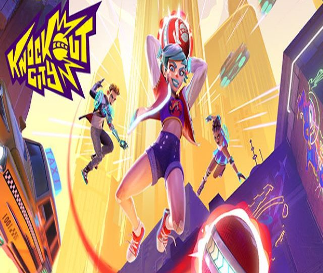 Knockout City (Video Game)