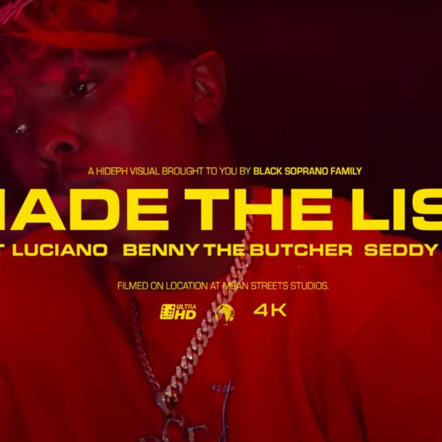 Loveboat Luciano – Made The List ft. Benny The Butcher & Seddy Hendrix (MP3)