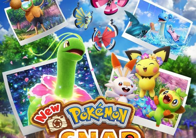 New Pokémon Snap (Video Game)