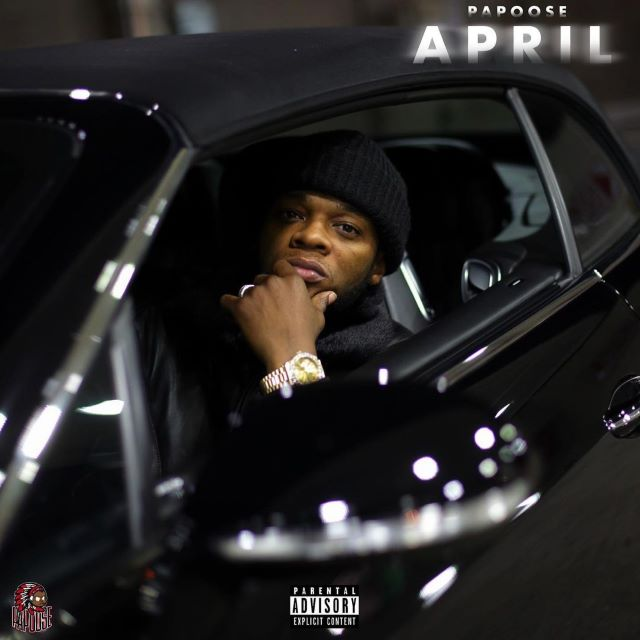 Papoose – April (EP)