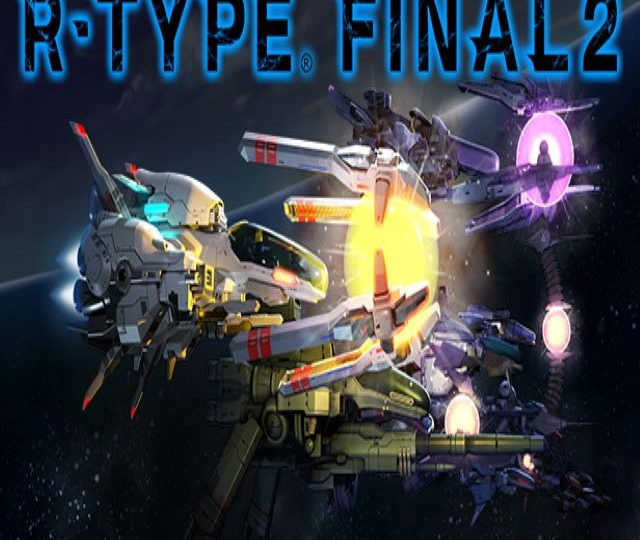 R-Type Final 2 (Video Game)