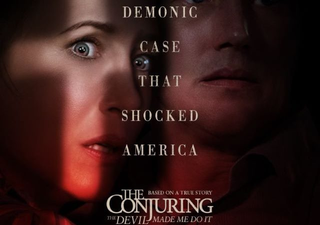 The Conjuring: The Devil Made Me Do It (Movie)