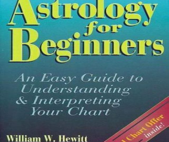 William W. Hewitt – Astrology for Beginners (PDF)