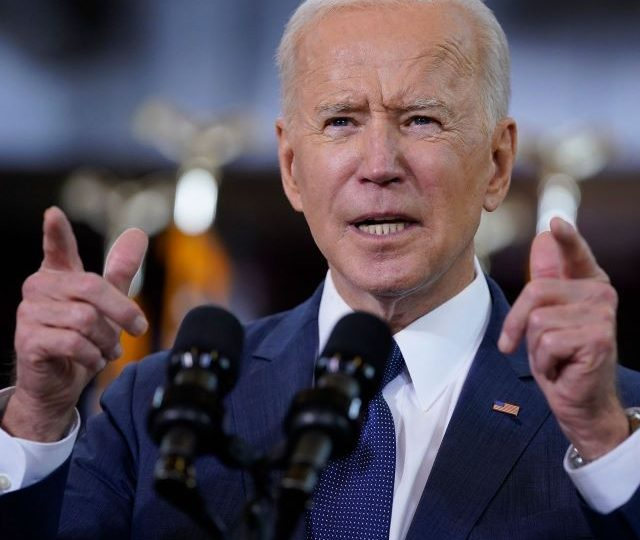 Even after Biden tax hike, US firms would pay less than foreign rivals