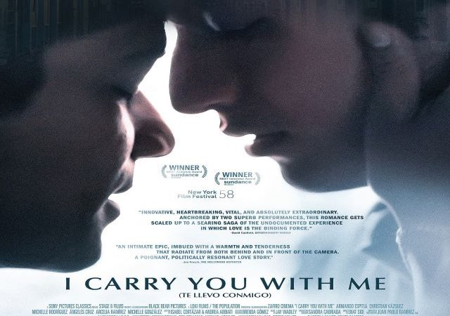 I Carry You with Me (Movie)
