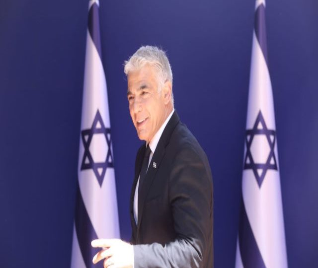 Israeli Foreign Minister Lapid to make first visit to UAE