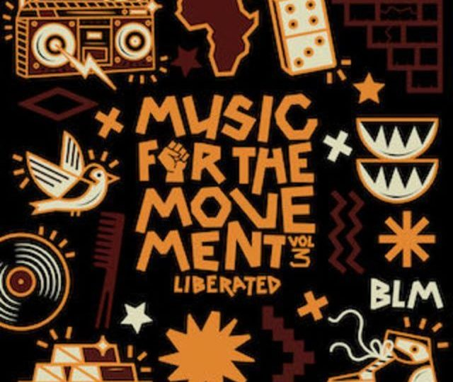 Various Artists – Liberated / Music for The Movement Vol. 3 (EP)