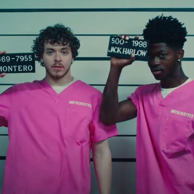 Lil Nas X – Industry Baby Ft. Jack Harlow (MP3)