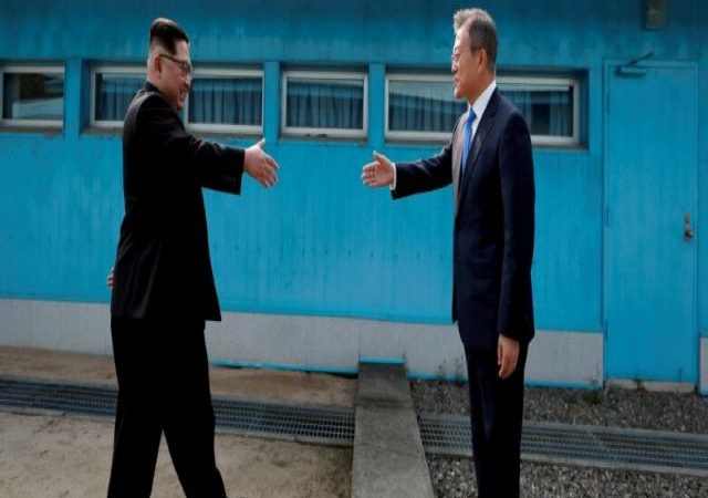 North & South Korea in talks over summit, reopening liaison office