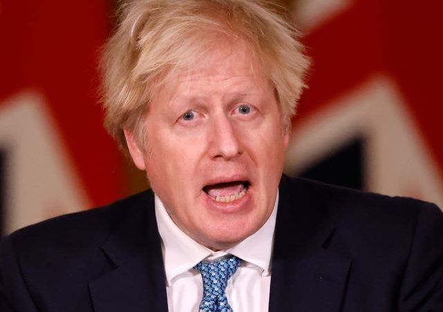 PM Johnson wants U.S. travellers back as restrictions set to ease