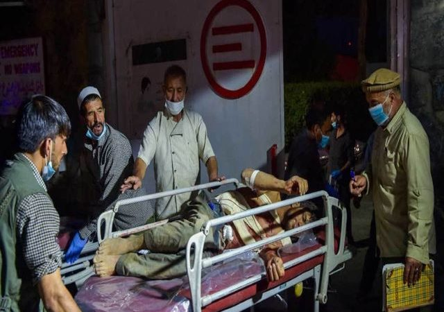 U.S. braces for more ISIS attacks after 85 killed in Kabul airport carnage