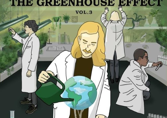 Asher Rothe – The Greenhouse Effect Vol. 3 (Album)