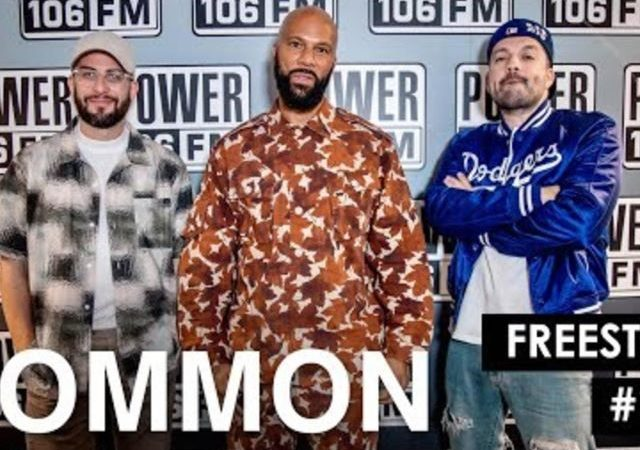 Common – Common L.A. Leakers Freestyle (MP3)